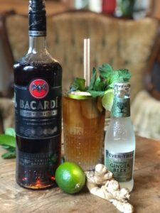 Dark & Stormy (2 cocktails)